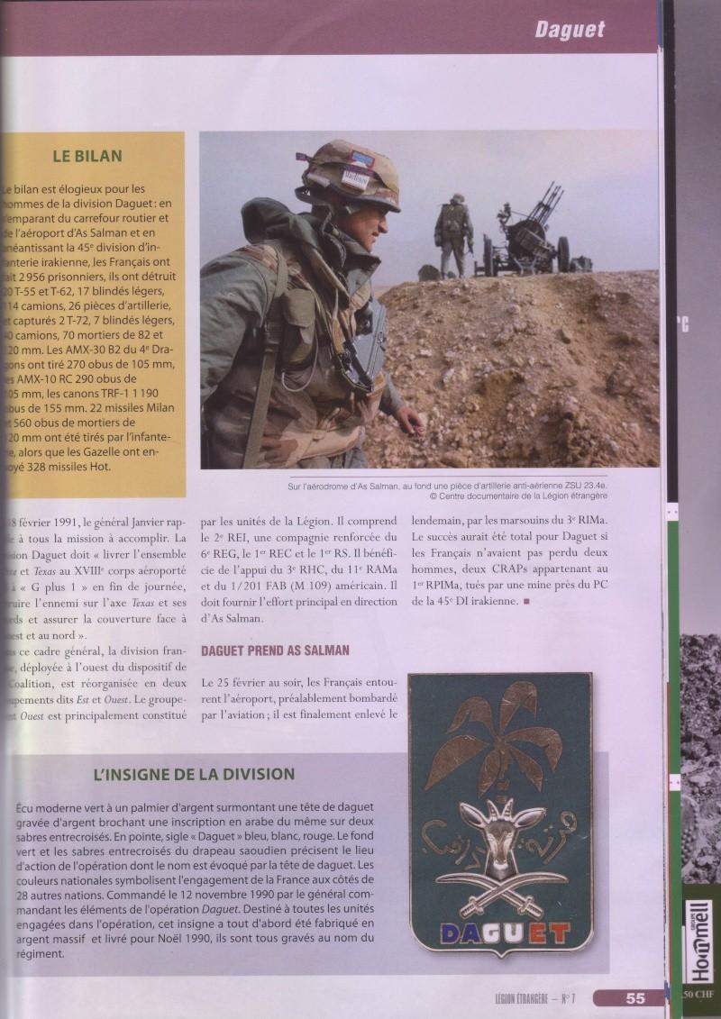 """- La Légion dans la gerre du Golfe """" (Opéation DAGUET) _image42"""