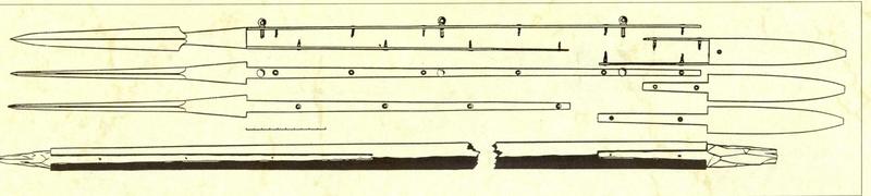 Fer de lance de cavalerie modèle 1812 dite «à la française» Num-ri11
