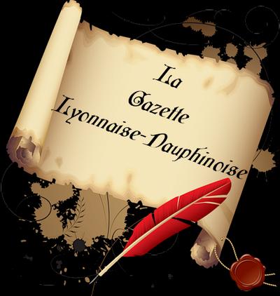 La Gazette Lyonnaise-Dauphinoise
