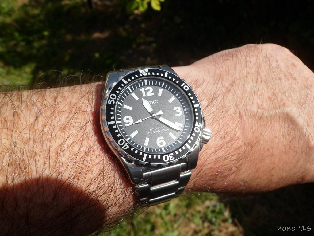 Votre montre du jour - Page 18 Sporks10