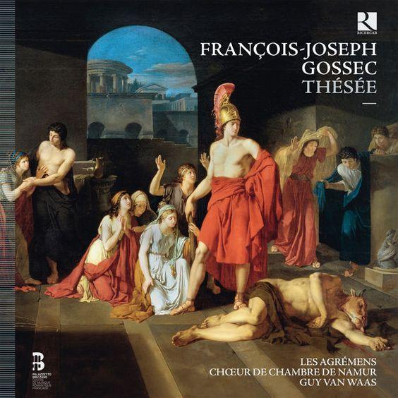 THESEE de Gossec 35841110