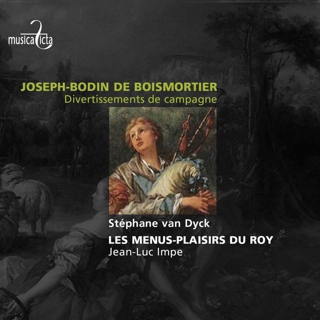 Joseph Bodin de Boismortier (1689-1755) Cover22