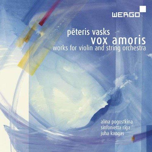 Peteris Vasks, né en 1946 Cover23