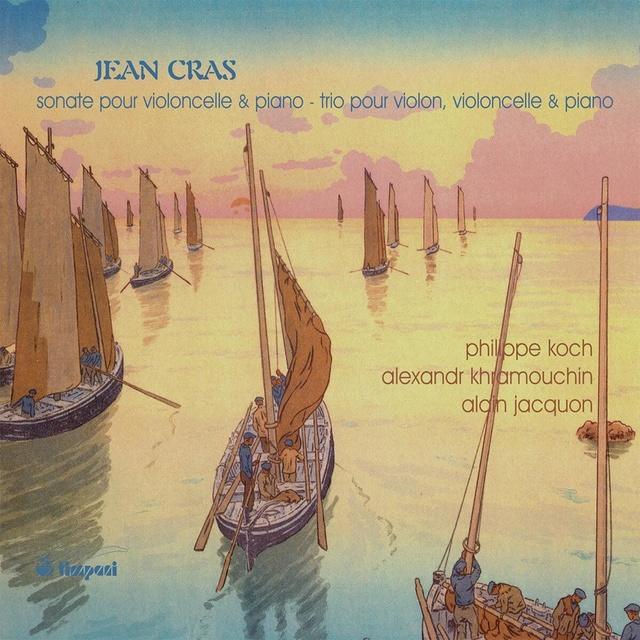 Jean Cras (1879-1932) Sleeve12