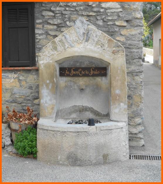 Alpes Maritimes (06) Venanson  / puits 315