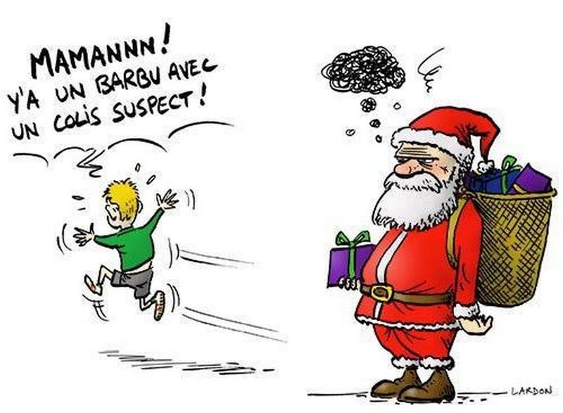 Père Noël fiché S Barbu10
