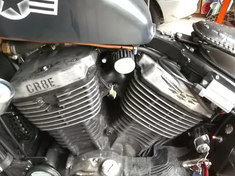 800 VN - 1ère moto pour moi/800VN Classic Dscf1311