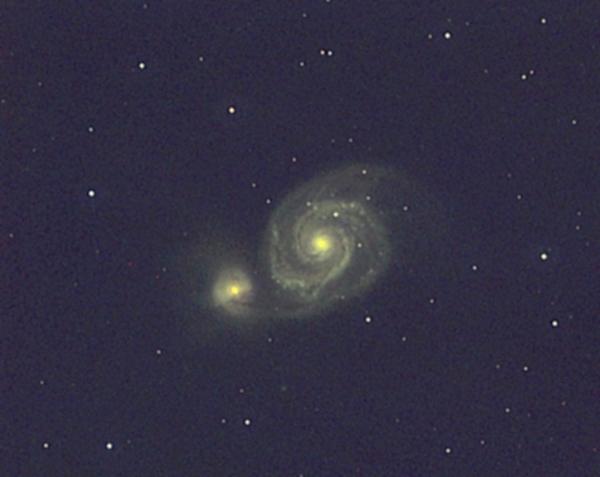 Balade galactique.... M51_1510
