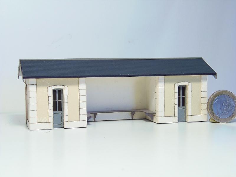 [Architecture & Passion] Abri de quai / WC de Lamothe-Montravel (PO) 87458111