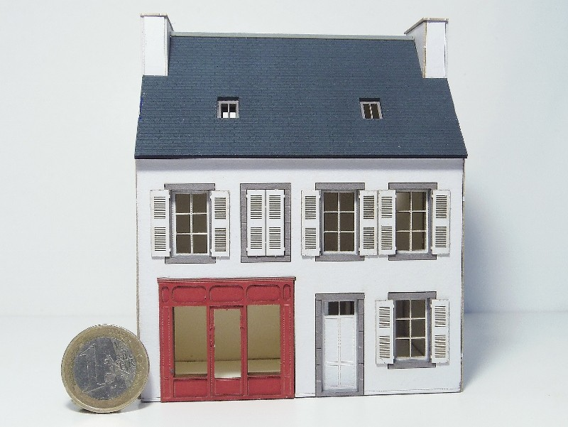 [Architecture & Passion] Série de maisons de ville 87vil210