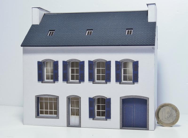 [Architecture & Passion] Série de maisons de ville 87vil211