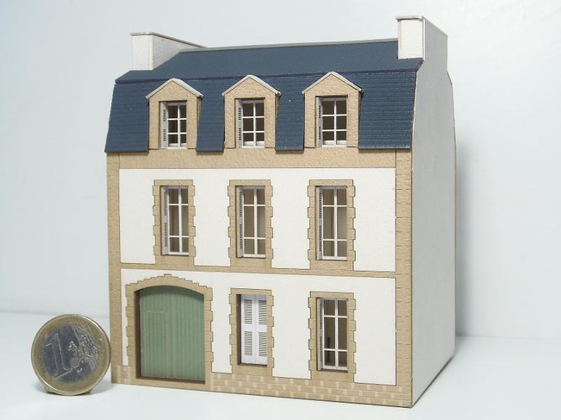 [Architecture & Passion] Série de maisons de ville 87vil212