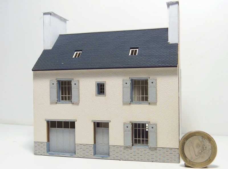 [Architecture & Passion] Série de maisons de ville 87vil214