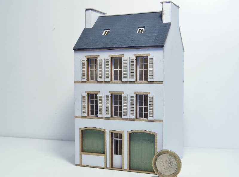 [Architecture & Passion] Série de maisons de ville 87vil215