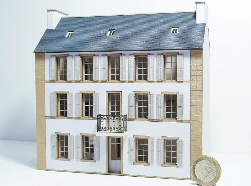 [Architecture & Passion] Série de maisons de ville 87vil216