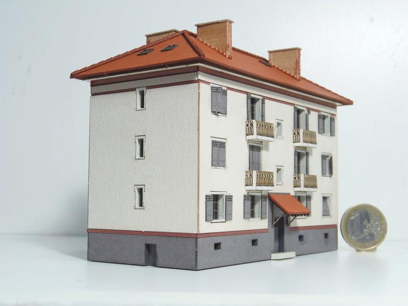 [Architecture & Passion] Belle bête : cité cheminote du PLM ! P8071310