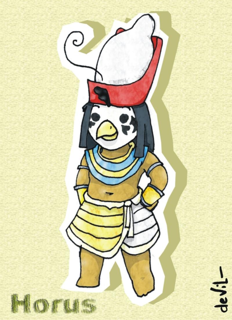 Les petites affaires d'OUTCHY~♥ - Page 13 Horus_10
