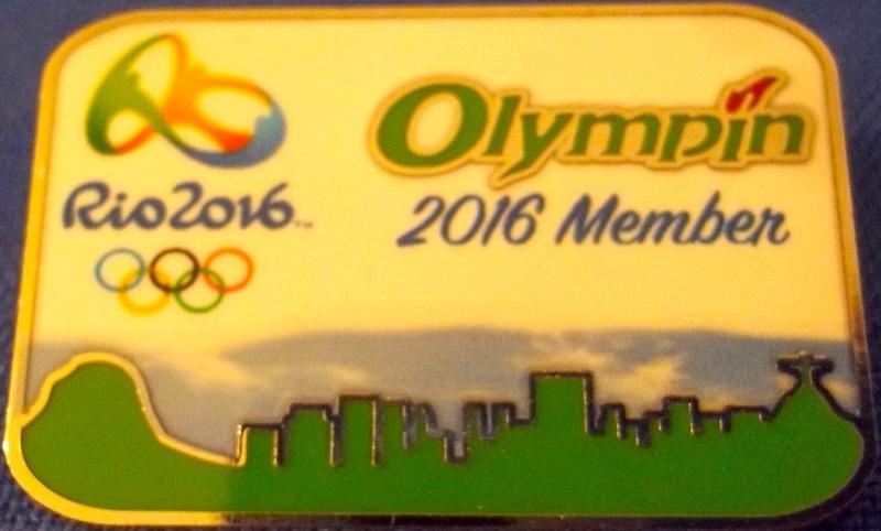 Pin's Rio 2016 10841810