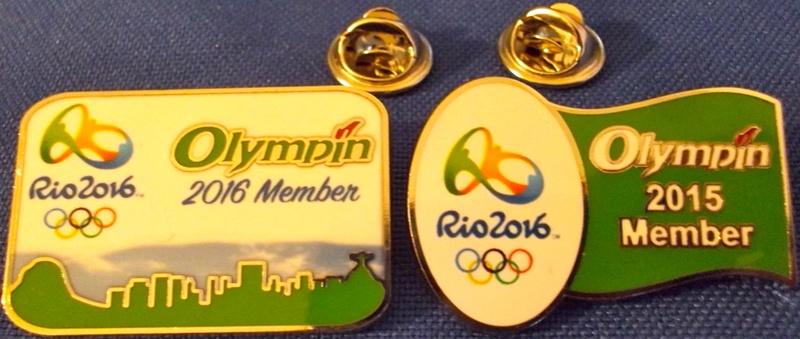 Pin's Rio 2016 10919410