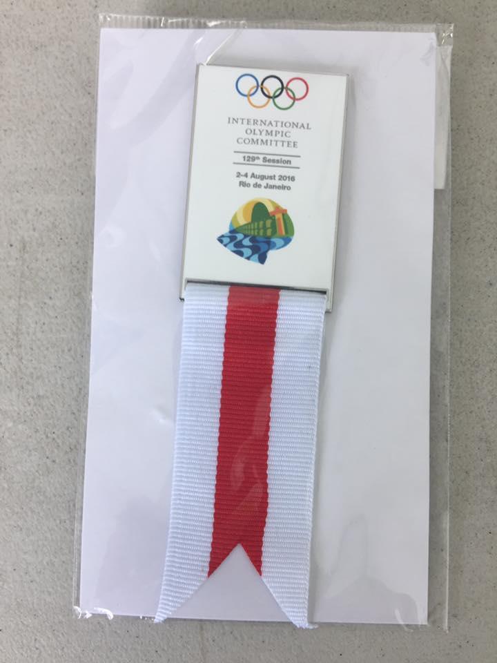 Pin's Rio 2016 14034810