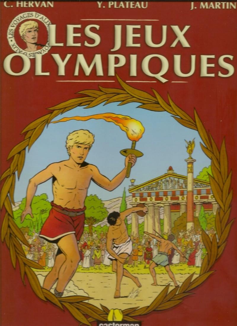 Livres sur les Jeux Olympiques Couver10