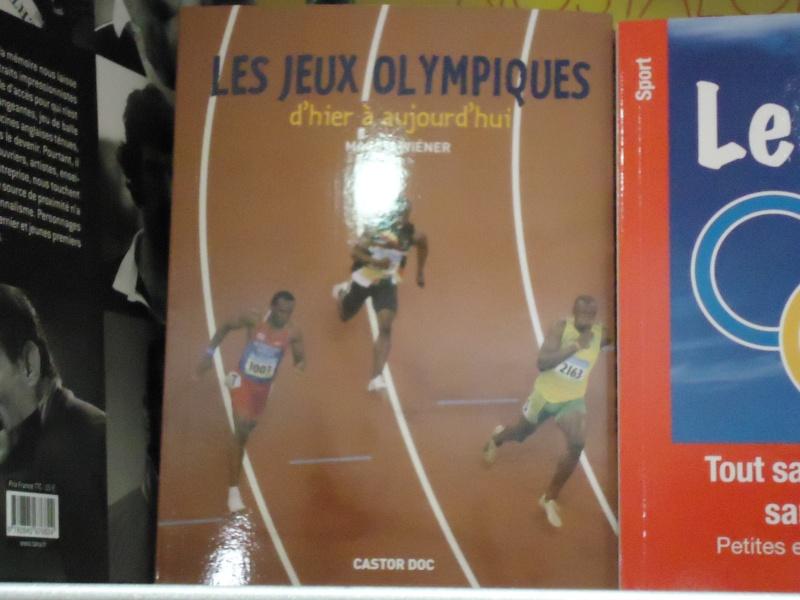 Livres sur les Jeux Olympiques Dsc00513