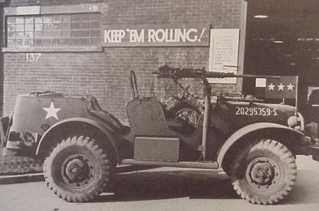 Patton's Jeep Comman10