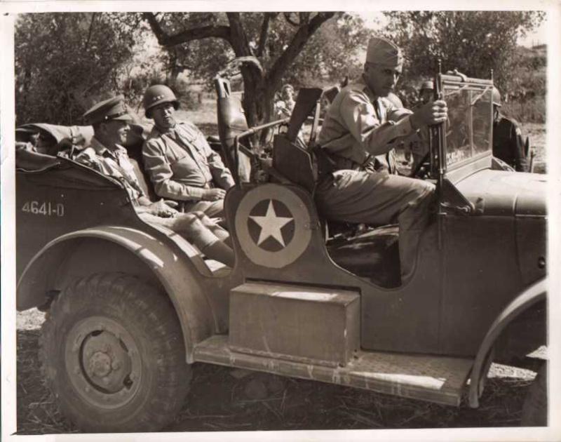 Patton's Jeep Photop10