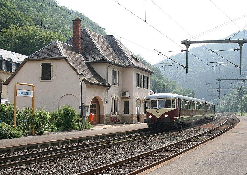 Réseau du forum : Goebelsmühle au HO 311