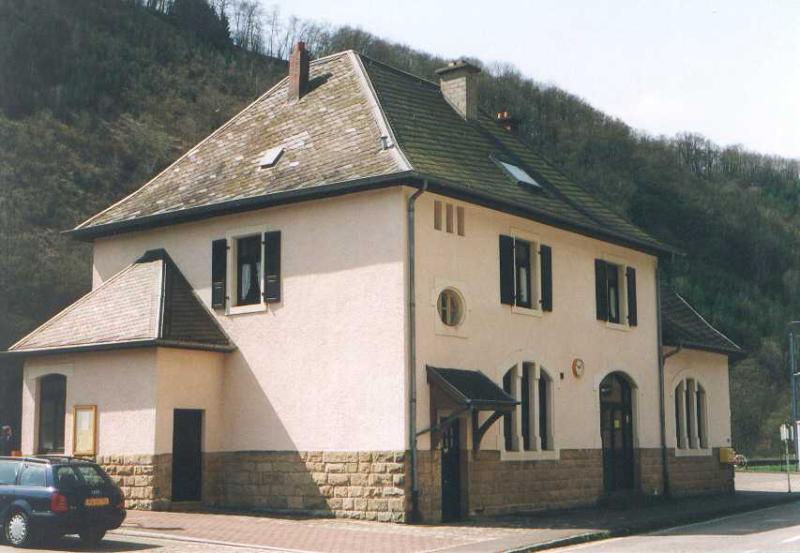 Réseau du forum : Goebelsmühle au HO 410