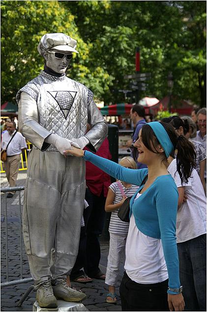 Statue vivante Pict0010