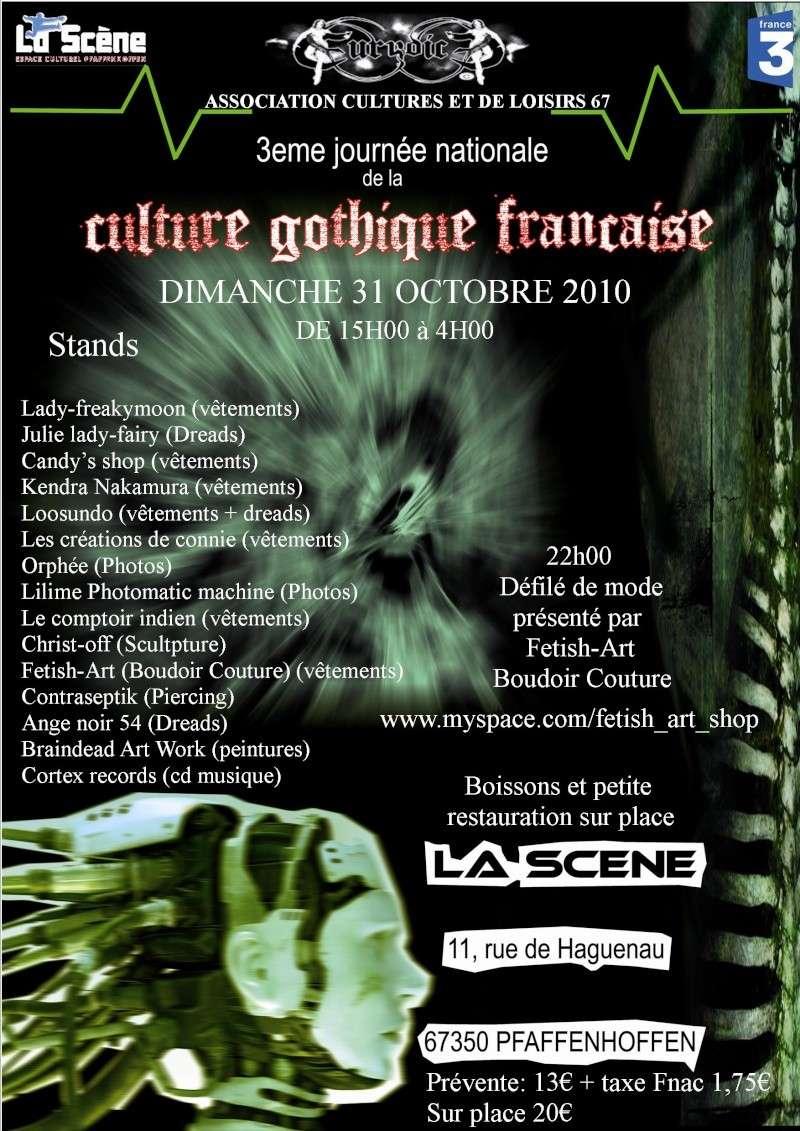 stands participant au festival eurydice 31/10/10 Stands11