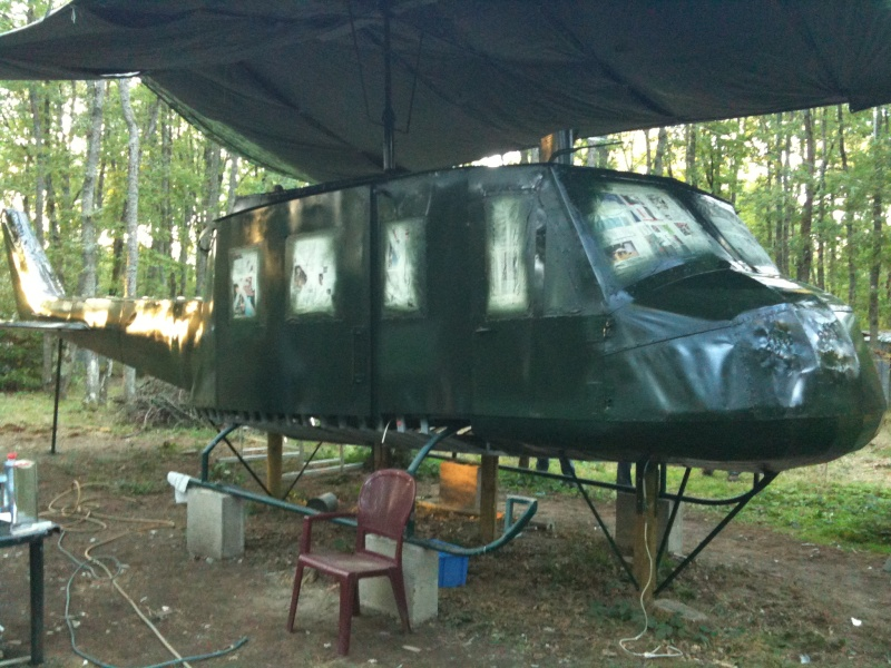 HELICOPTERE HUEY 25110