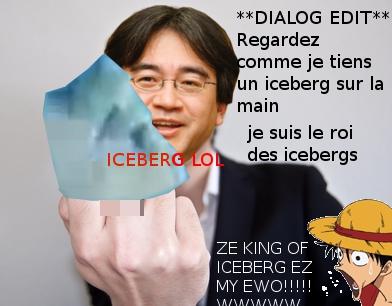 [News] Le Miiverse: sa présence au lancement de la console mise en doute. Iwata_13