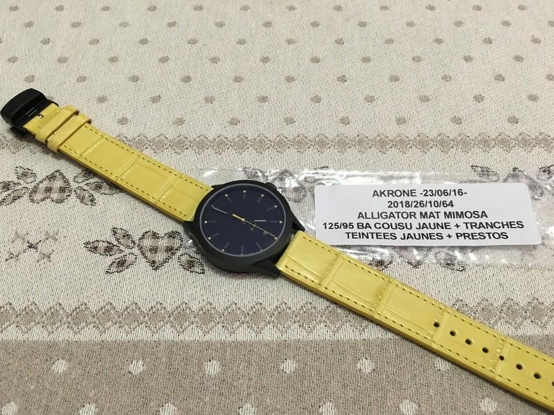 Les bracelets Akrone ... photos des belles idées que vous nous avez demandées ;) Image20