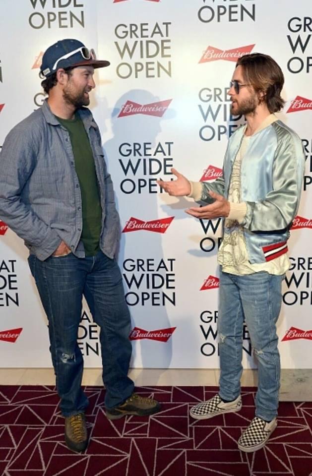 Jared Leto @ Great Wide Open à West Hollywood  19 Juillet 2016 13680910