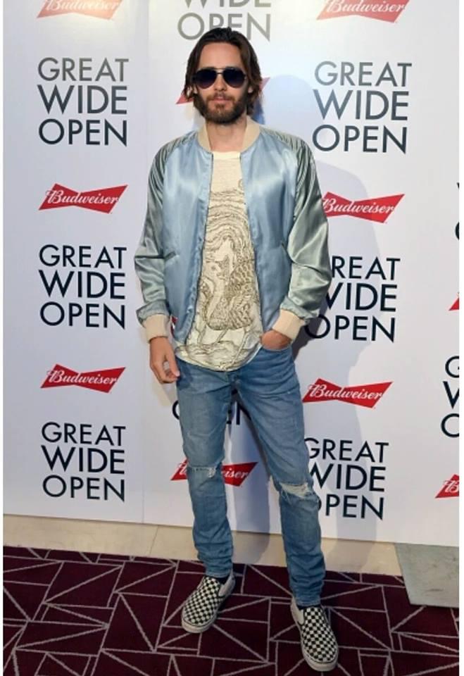 Jared Leto @ Great Wide Open à West Hollywood  19 Juillet 2016 13690810