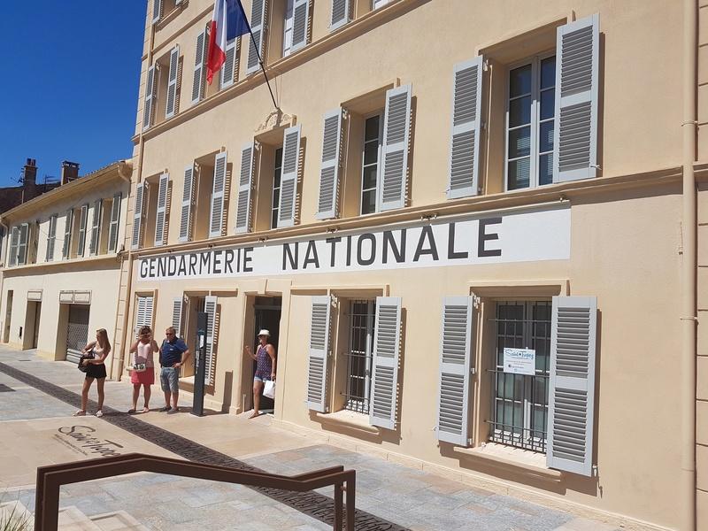 [Musée] De la Gendarmerie à Saint Tropez 20160826