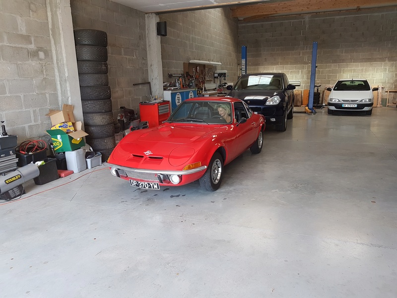 L'Opel GT de Mme evrix.. 20160827