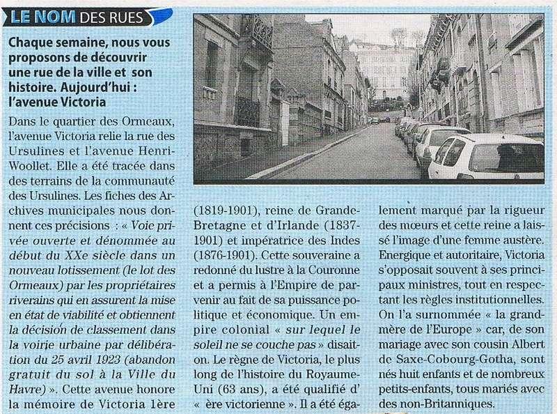 Le Havre - Avenue Victoria (Ormeaux) 2011-010
