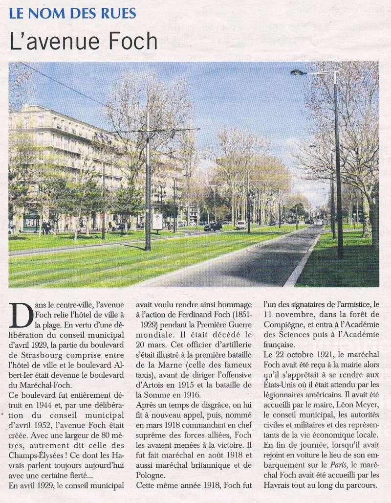 Havre - Le Havre - Avenue Foch 2015-010