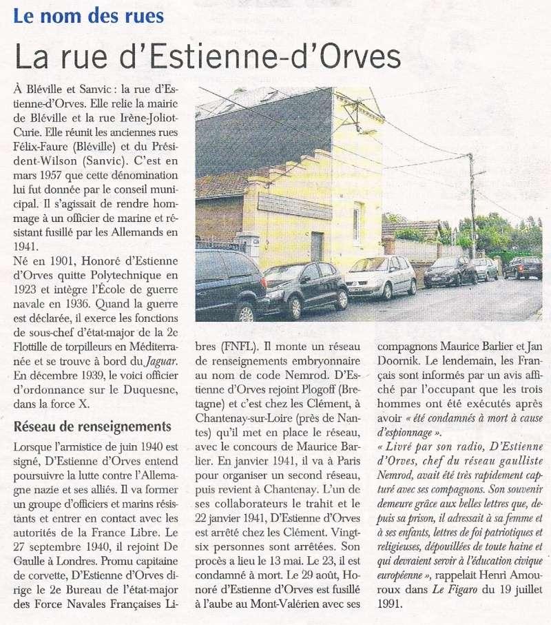 SANVIC - Le Havre - Rue d'Estienne d'Orves (Sanvic) 2016-017