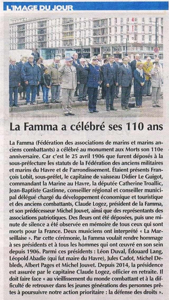 La FAMMA célèbre ses 110 ans 2016-022