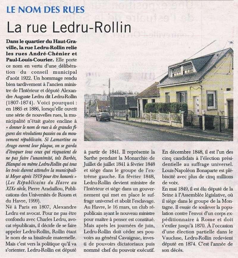 Havre - Le Havre - Rue Ledru-Rollin (Haut-Graville) 2016-031