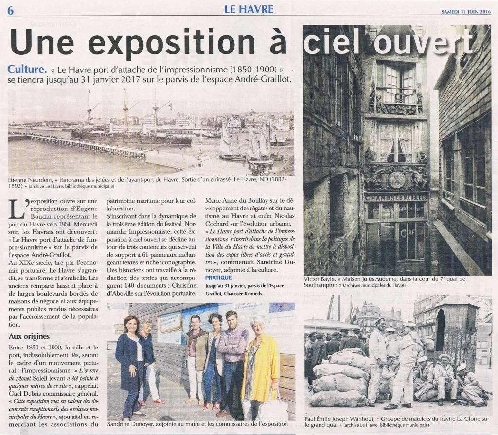 Expo Le Havre port d'attache de l'impressionnisme 2016-032