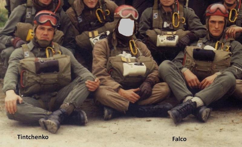 Départ vers le dernier bivouac du Major José FALCO Tintin11