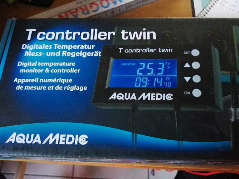 Mon tout premier bac en recifal aquamedic percula 120 13907110