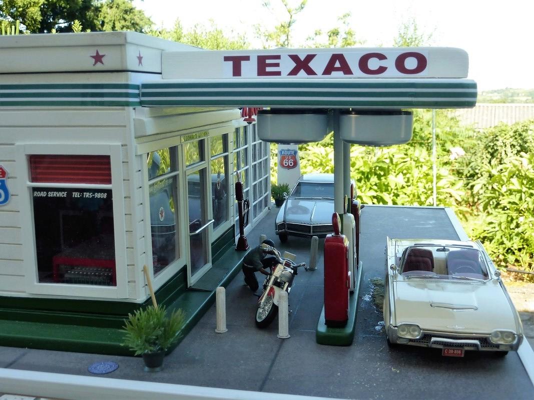 Station Texaco estimée terminee - Page 7 Statio78