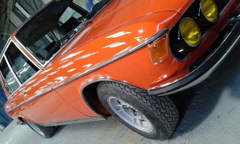 BMW 3.0L si (restauration) - Page 6 20160712
