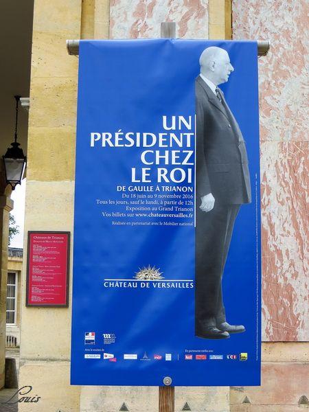 Un président chez le roi - De Gaulle à Trianon Img_4015